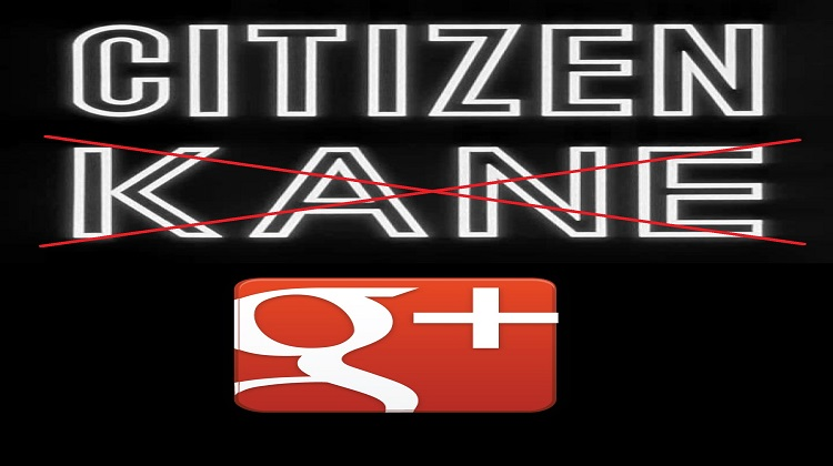 Citizen Google Plus