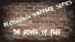 power of free in blogging