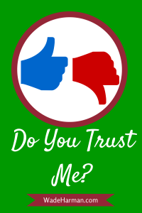 trust in relationship building