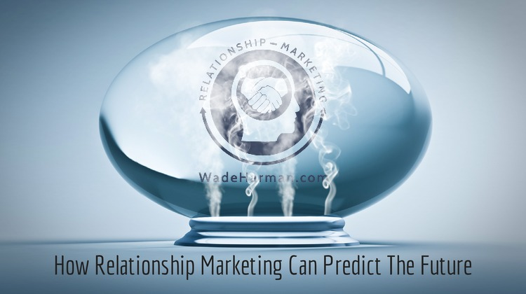 How Relationship Marketing Can Help You See The Future
