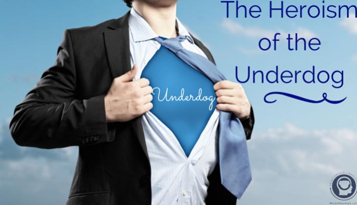 the underdog in social media