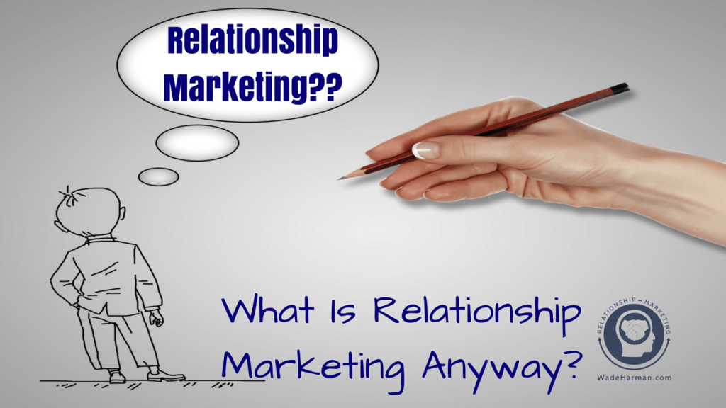 What Is Relationship Marketing Anyway?