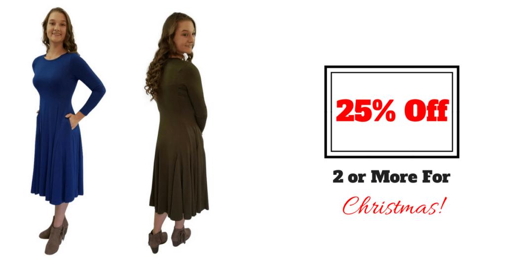 modest dresses for women
