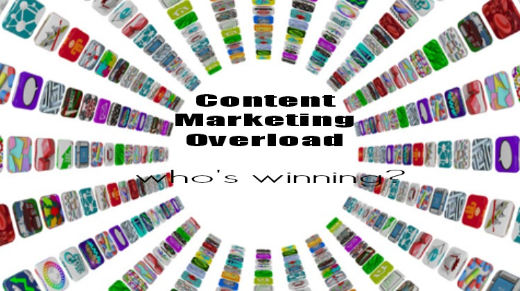 The Content Marketing Overload: Who's Winning The Contest?