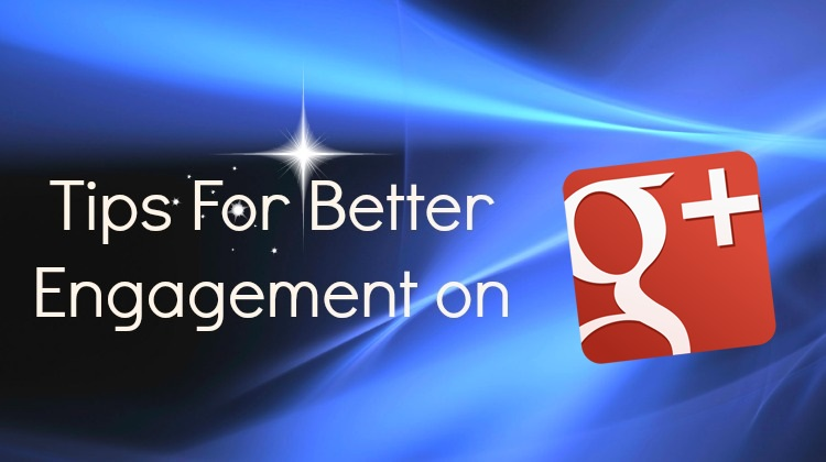 The Rules of Engagement for Google Plus