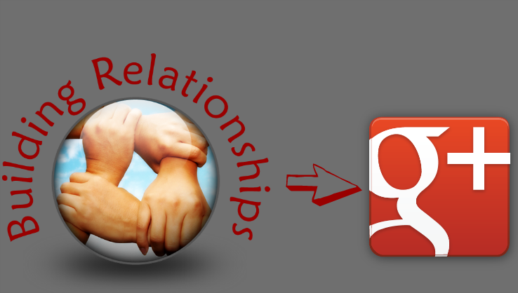 How The Node and Ripple Effect Help Me Build Relationships on Google Plus