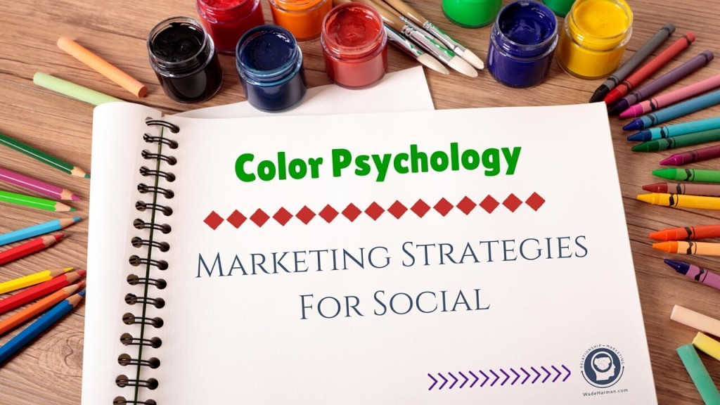 Color Psychology-Marketing Strategies For Social Media