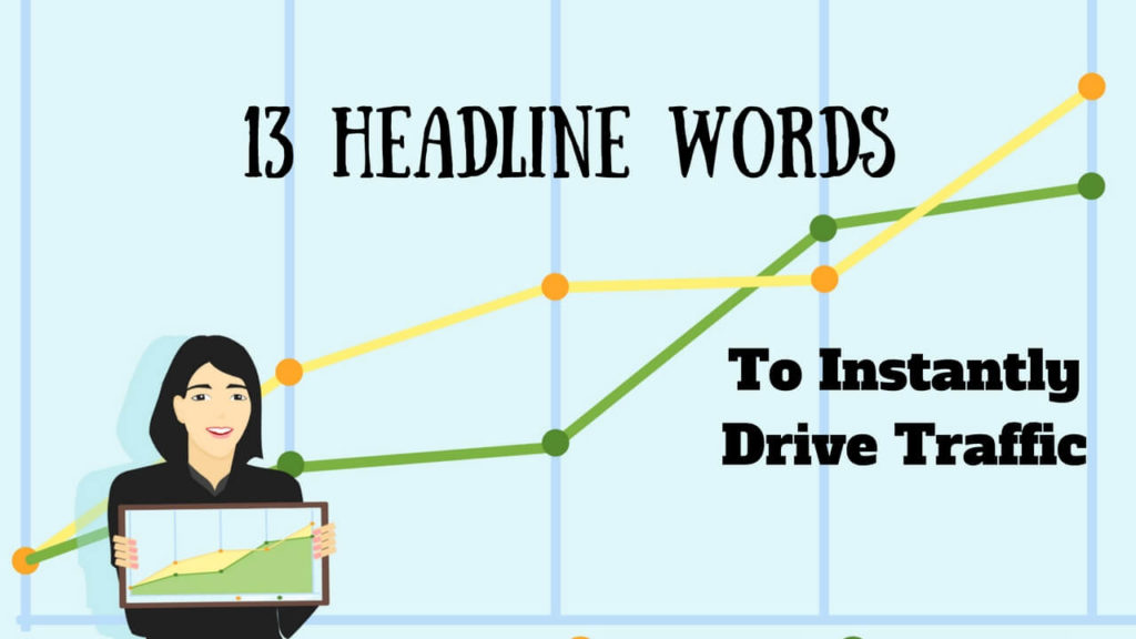 13 Words You Should Use In Your Blog Headlines To Instantly Drive Traffic